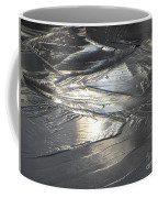 Reflections In Dark Ice 3 Coffee Mug