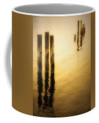 Reflections In Gold Coffee Mug