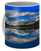 Reflections In Lac Beauvert Coffee Mug