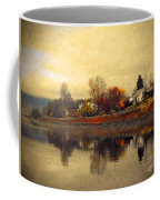Reflections In Nakusp Coffee Mug