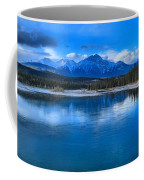Reflections In The Athabasca Coffee Mug