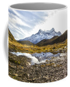 Reflections In The Pond Coffee Mug