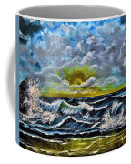 Reflections In The Sand Coffee Mug