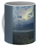 Reflections In The Surf Coffee Mug