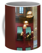 Reflections Light Buildings  Coffee Mug