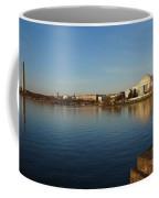 Reflections  Coffee Mug by Megan Cohen