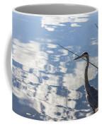 Reflections Of A Bird Coffee Mug