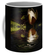 Reflections Of A Lily Coffee Mug