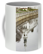 Reflections Of Church Coffee Mug