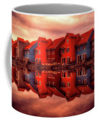 Reflections Of Groningen Coffee Mug