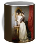 Reflections Of Maternal Love Coffee Mug by Robert Julius Beyschlag