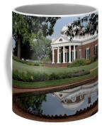 Reflections Of Monticello Coffee Mug