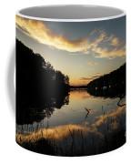 Reflections Of Sailboat Cove Coffee Mug