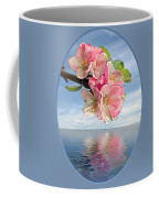Reflections Of Spring At Apple Blossom Time Coffee Mug