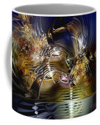 Reflections Of The Dervish Coffee Mug