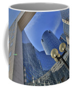 Reflections Of The Future Coffee Mug