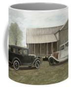 Reflections Of The Past Coffee Mug