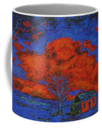 Reflections Of The Storm Coffee Mug