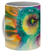Reflections Of The Universe No. 2062 Coffee Mug