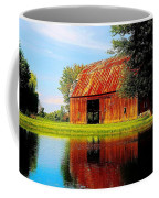 Reflections Of Time Coffee Mug