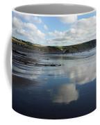 Reflections Of Widemouth Bay Coffee Mug