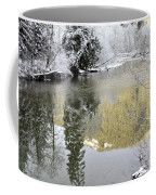 Reflections Of Winter Coffee Mug