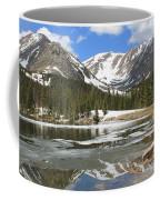 Reflections On Chinns Lake 6 Coffee Mug