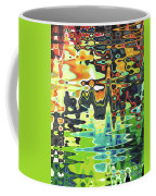 Reflections On Color Coffee Mug