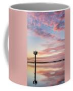 Reflections On Falling Dusk Coffee Mug