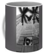 Reflections On The Building Coffee Mug