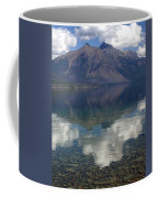 Reflections On The Lake Coffee Mug