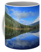 Reflections On Trillium Coffee Mug