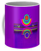 Reflections On Violet Coffee Mug