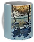 Reflective Chill Coffee Mug