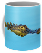 Reflective Gator Coffee Mug