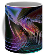 Reflexions Blue Coffee Mug