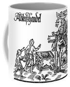 Reformation: Indulgences Coffee Mug