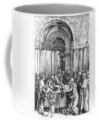 Refusal Of Joachim Offer 1503 Coffee Mug