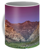 Regal Desert Coffee Mug