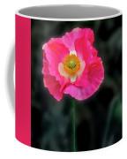 Regal Looking Poppy. Coffee Mug