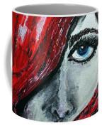 Regard The Look Coffee Mug