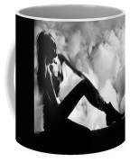 Regreting Mood V2 Bw Coffee Mug