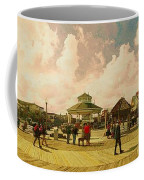 Rehoboth Beach In Fall Coffee Mug