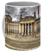 Reichstag Building  Coffee Mug