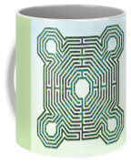 Reims - The Green Path Coffee Mug