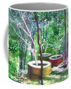 Relax Here Coffee Mug