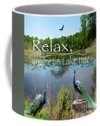 Relax Lake Time-jp2737 Coffee Mug