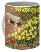 Relaxation In The Garden Coffee Mug