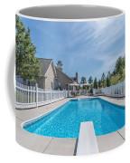 Relaxing By The Pool2 Coffee Mug