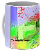 Relaxing Intermission Coffee Mug